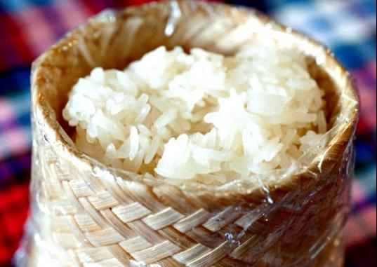 sticky rice essential thai ingredients