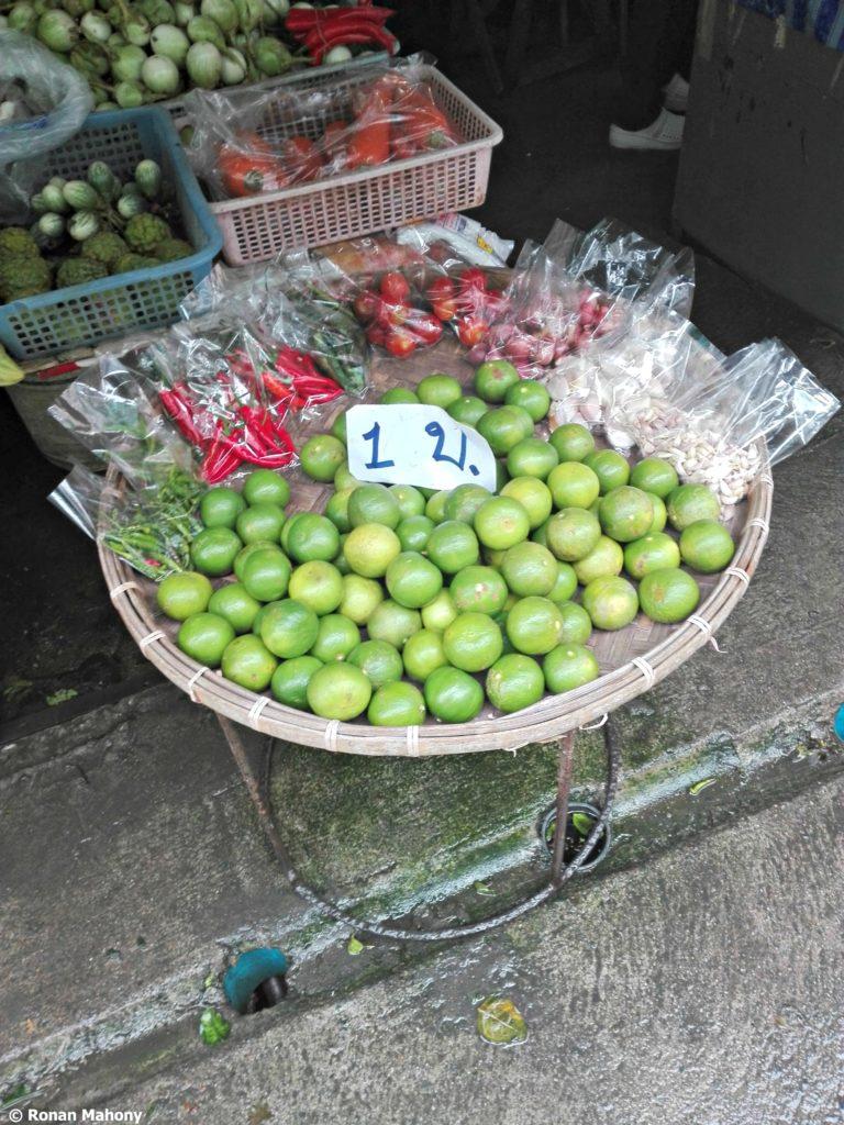 lime essential thai ingredients