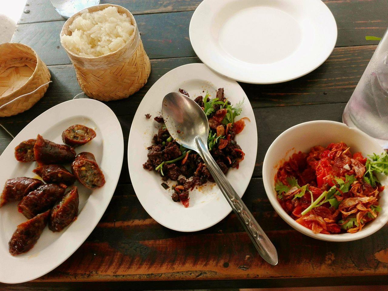 northern thai food chiang mai