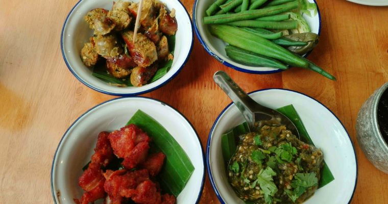 Kinlum Kindee: Amazing Northern Thai Food in Chiang Mai